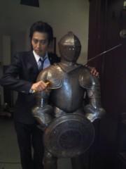 大沢樹生 公式ブログ/長〜い1シーン撮影 画像1