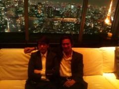 大沢樹生 公式ブログ/東京の夜景のお裾分け(^.^) 画像1