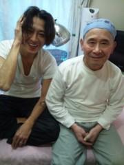 大沢樹生 公式ブログ/勝英堂でスポマです♪ 画像1