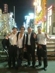 大沢樹生 公式ブログ/私を支えてくれる関西の猛者達!! 画像1