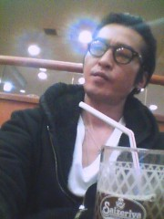 大沢樹生 公式ブログ/ファミレスで茶ぁ(-。-)y-~ 画像2