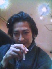 大沢樹生 公式ブログ/寒いと動きが鈍ります(/- -)/ 画像1