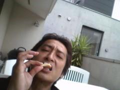 大沢樹生 公式ブログ/只今、朝食中♪ 画像2