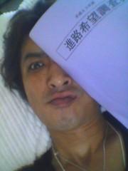 大沢樹生 公式ブログ/おこんにちは。 画像1