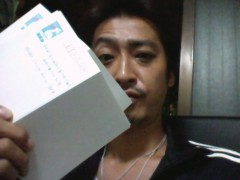 大沢樹生 公式ブログ/2010-10-13 17:53:01 画像1