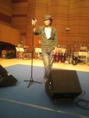 大沢樹生 公式ブログ/17年振り、NHK でシャウト♪ 画像1