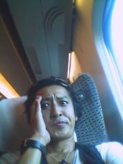 大沢樹生 公式ブログ/乗車率100%ってとこですか。 画像2
