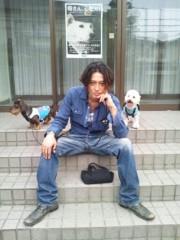 大沢樹生 公式ブログ/散歩2時間っ!! 画像1