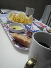 大沢樹生 公式ブログ/只今、朝食中♪ 画像1