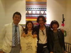 大沢樹生 公式ブログ/LABORATORYWORK&street☆starコラボTshirt 画像1