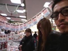 大沢樹生 公式ブログ/何処も混み混みっすわ!! 画像1