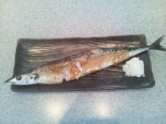 大沢樹生 公式ブログ/秋刀魚づくし♪ 画像1