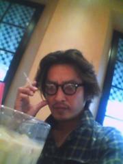 大沢樹生 公式ブログ/近所のキャフェにて…。 画像3