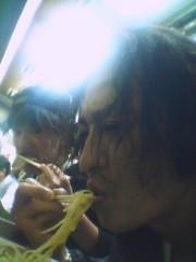 大沢樹生 公式ブログ/息子とサシラーメン♪ 画像1