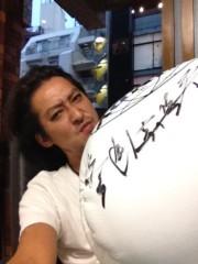 大沢樹生 公式ブログ/さぁ!本日のシメでっすU+203C 画像1