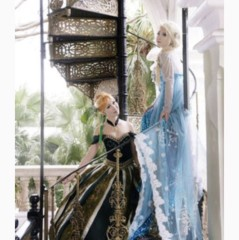 森下悠里 公式ブログ/アナと雪の女王 画像2