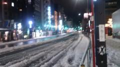森下悠里 公式ブログ/15年ぶりの大雪 画像3