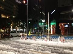 森下悠里 公式ブログ/15年ぶりの大雪 画像2