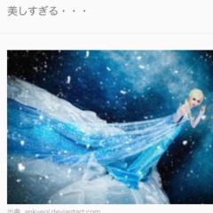 森下悠里 公式ブログ/アナと雪の女王 画像3