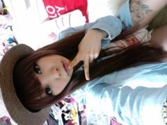 七瀬美姫(・ω・)ノ☆39C 公式ブログ/カープ戦なう 画像3