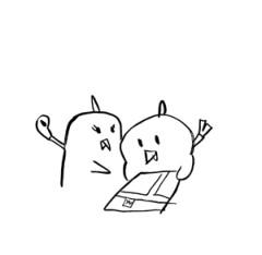 negio & negiko-ネギオ & ネギコ- 公式ブログ/アシスタント? 画像1