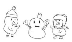 negio & negiko-ネギオ & ネギコ- 公式ブログ/寒い 画像1