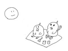 negio & negiko-ネギオ & ネギコ- 公式ブログ/双子座流星群に皆既月食 画像1