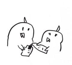 negio & negiko-ネギオ & ネギコ- 公式ブログ/暑いから・・・; 画像1