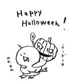 negio & negiko-ネギオ & ネギコ- 公式ブログ/Happy Halloween! 画像1