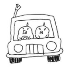 negio & negiko-ネギオ & ネギコ- 公式ブログ/車での 画像1