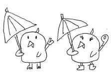 negio & negiko-ネギオ & ネギコ- 公式ブログ/雨降りの 画像1