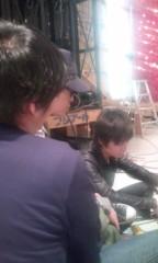 長友光弘(響) 公式ブログ/リハーサル中 画像3