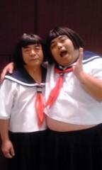 長友光弘(響) 公式ブログ/親子漫才2 画像2