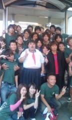長友光弘(響) 公式ブログ/学園祭終了 画像1