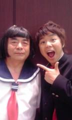 長友光弘(響) 公式ブログ/親子漫才2 画像3