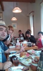 長友光弘(響) 公式ブログ/CM撮影 画像1