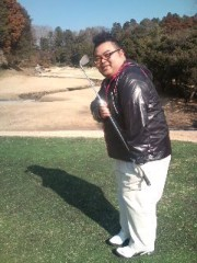 長友光弘(響) 公式ブログ/ゴルフデビュー 画像1