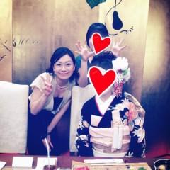 井内志保 公式ブログ/結婚式♪ 画像1