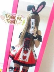 SAORI姫 公式ブログ/アリスの仮装 画像2