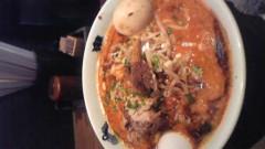 安倍健太 公式ブログ/カラシビ味噌らーめん 画像1