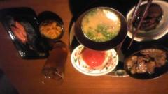 安倍健太 公式ブログ/今日の昼めし 画像1