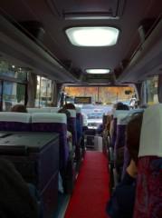 亀岡久世 公式ブログ/バス乗って 画像1
