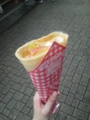 小野まりえ 公式ブログ/竹下通りで、マリオンクレープ。。。 画像1