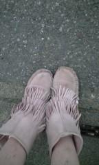 小野まりえ 公式ブログ/1年中ブーツ履きます。。。 画像1