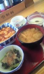 小野まりえ 公式ブログ/お昼ご飯。。。 画像1