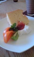 小野まりえ 公式ブログ/シフォンケーキ。。。 画像1