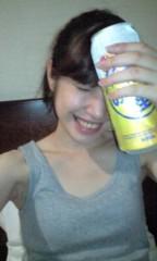 小野まりえ 公式ブログ/お疲れビール。。。 画像1