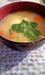 小野まりえ 公式ブログ/白味噌。。。 画像1