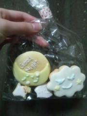 小野まりえ 公式ブログ/かわいい クッキー。 画像1