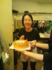 小野まりえ 公式ブログ/Birthday。 画像1